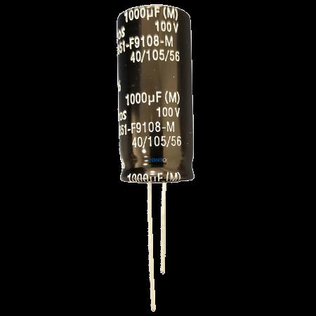 Capacitor Eletrolitico 1000uF x 100V RD 105º Epcos