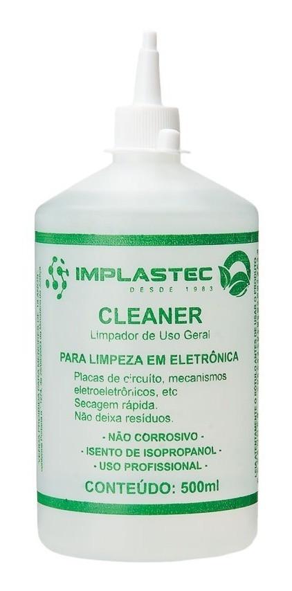 Cleaner 500Ml Limpador De Uso Geral Implastec