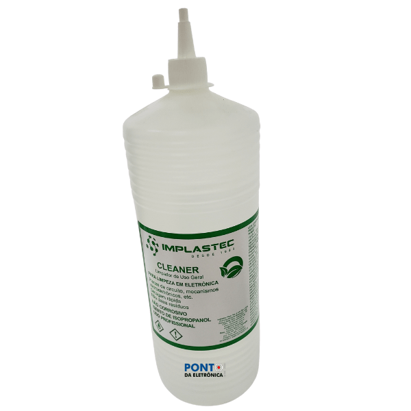 Cleaner 1L Limpador de Uso Geral Implastec