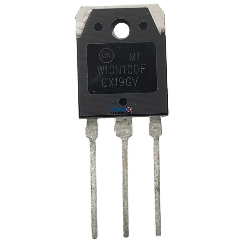Transistor MTW10N100E