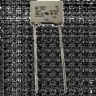 Capacitor Poliéster 1000PF X 250V MKP Y2 Kit 5pçs