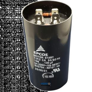 Capacitor de Partida 108-130uF x 330V 50/60Hz Epcos