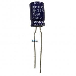Capacitor Eletrolítico10uf X 160V RD 105º Epcos