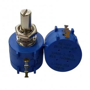 Potenciômetro 1K 3590S 10 Voltas Bourns 3590S-2-102L