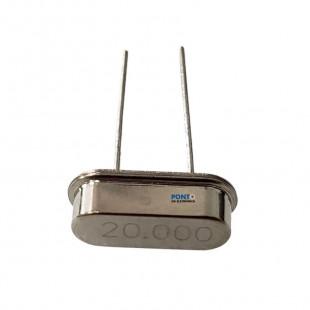 Cristal 20Mhz