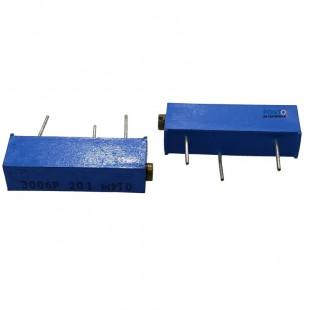 Trimpot  20R 3006P 15Voltas Kit 10pçs