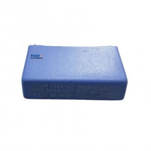 Capacitor  Poliéster 220K X 275V X2 Kit 2pçs