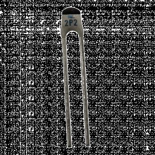 Capacitor Plate 2,2PF X 100V Kit 50pçs