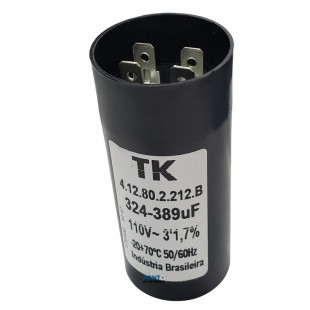 Capacitor Partida 324-389uF x 110V