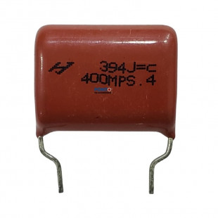 Capacitor Poliéster 390K X 400V 394J 400MPS