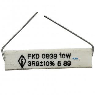 Resistor 3R9 10W 10%