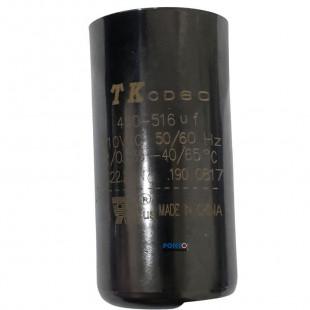 Capacitor Partida 430-516uF x 110Vac 50/60Hz CD60 TK