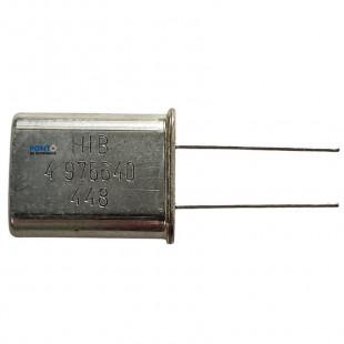 Cristal 4.976640MHZ HC-49/U