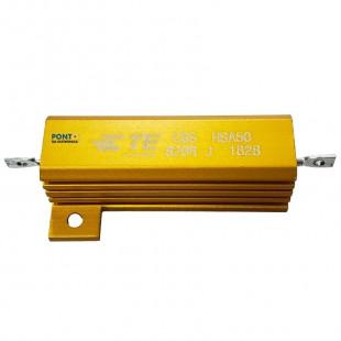 Resistor 820R 50W 5% HSA50820RJ