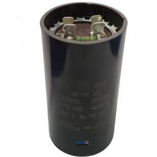 Capacitor Partida 88-108uF x 330Vac 50/60Hz CD60 TK