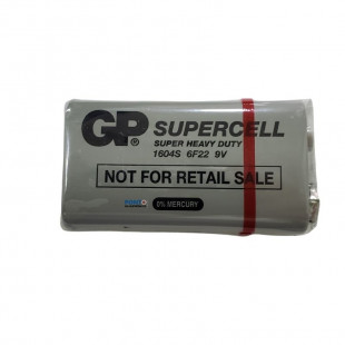 Bateria 9V GP Supercell