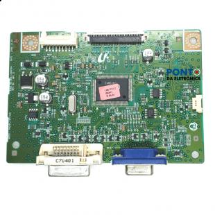 BN41-00830A = BN91-01452S Placa Sinal Monitor Samsung 740BX