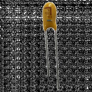 Capacitor Tântalo 22 X 16 Kit 10pçs