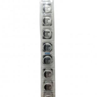 Capacitor Eletrolitico 10uF x 100V Smd