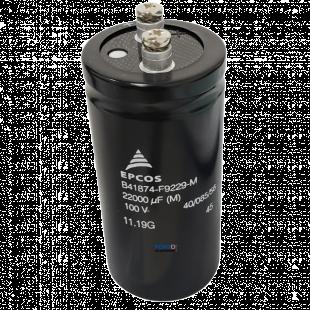 Capacitor Eletrolítico 22000uF X 100V RD 85º Giga Epcos