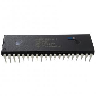 Circuito Integrado Microcontrolador DSPIC30F4011-30I/P