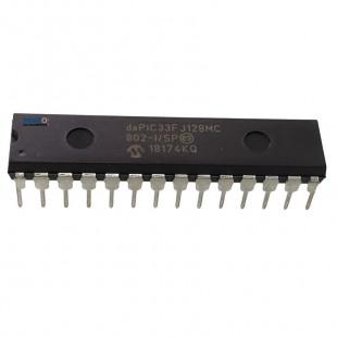 Circuito Integrado DSPIC33FJ128MC802-I/SP