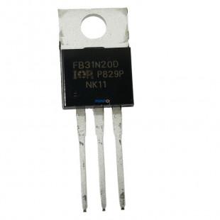 Transistor IRFB31N20D = FB31N20D