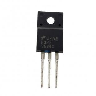 Transistor FQPF9N90C