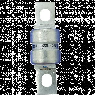 Fusível 125A 240V 200KA DCLE Dca