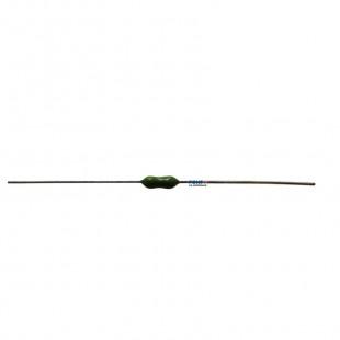Fusível 2,5A 125V Verdinho Littelfuse 025102.5MXL Kit 2pçs