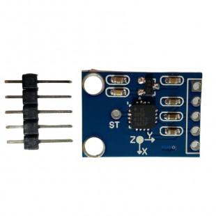 Módulo GY-61 Acelerômetro de 3 Eixos ADXL335