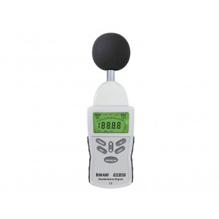 Decibelímetro Digital Portátil Hikari HDB-882