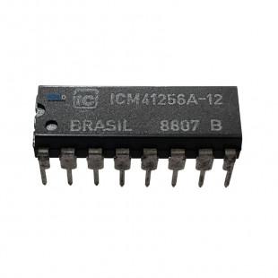 Circuito Integrado ICM41256A-12 Dip -16