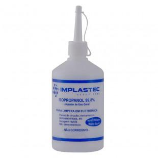 Álcool Isopropílico 110ML 99,8% Implastec