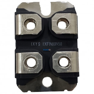 Transistor IXFN80N50