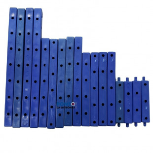 Kit de Vigas Termoplásticas 3D Azul - Modelix 021