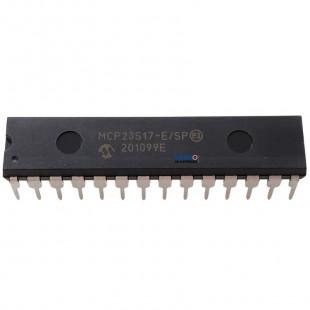 Circuito Integrado MCP23S17-E/SP
