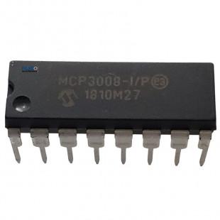 Circuito Integrado MCP3008-IP