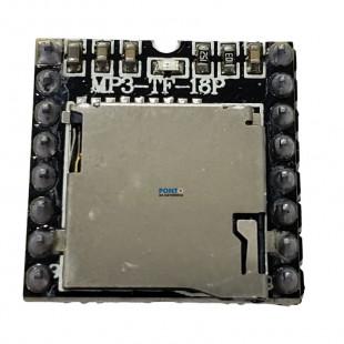 Módulo Mini MP3 TF-16P Para Arduíno