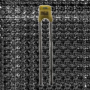 Capacitor Plate 68Pf X 100V 10% Kit 50pçs