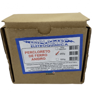 Percloreto de Ferro 98% 250G Implastec