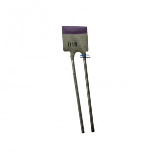 Capacitor Plate 18PF X 100V = N18 Kit 50pçs