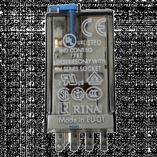 55.34.9.024.0040 Rele Finder 24VDC 7A 250V