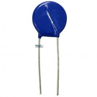 Varistor S20K420V = 20D681K
