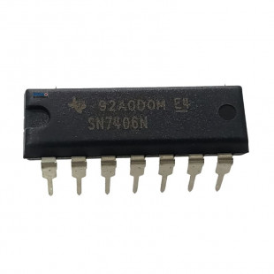 Circuito Integrado SN7406N Kit 5pçs