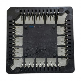 Soquete 44 Pinos Plcc Para Smd Kit 5pçs