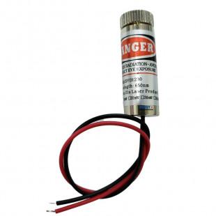 Diodo Laser Linhas Cruzadas Vermelhas 12MM 5MW SYD1230