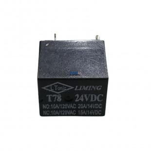 Relé T78 24VDC Mini