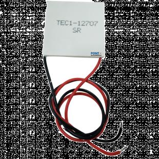 Pastilha Peltier TEC1-12707