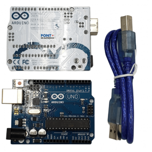Arduino Uno R3 Made In Italy
